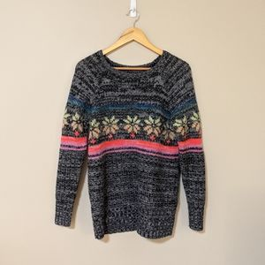 Cozy American Eagle Jegging Sweater
